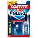 Pegamento SUPERGLUE-3 de Loctite