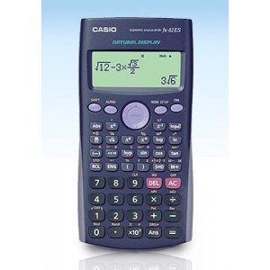 Calculadora casio fx-82 ES PLUS