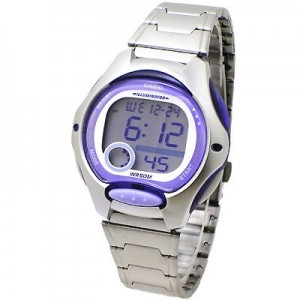 0f145c9e83a3 Reloj Casio LW-200 Metalico (lila)