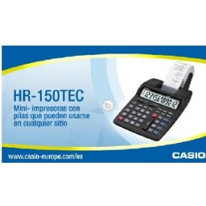 Calculadora Casio HR-150TEC