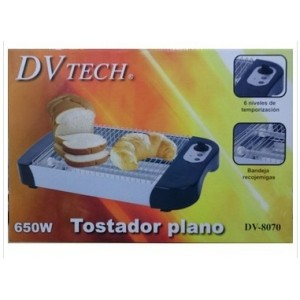 Tostador horizontal DV Tech DV-8070