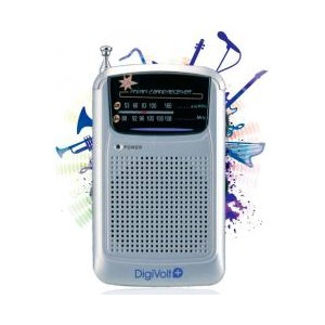 Radio Digivolt Am/Fm RD-801
