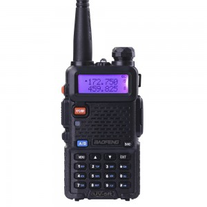 Walkie BaoFeng UV-5R Dual-Band + Auricular