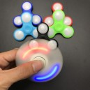 Fitget Spinner Luminoso LED colores