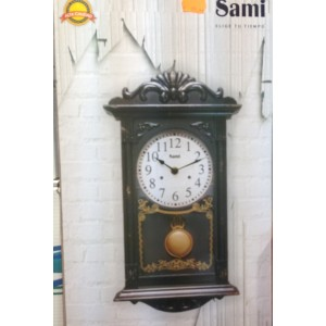 Reloj de pared vertical SAMI