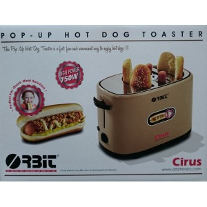 TOSTADOR DE PERRITOS ORBIT