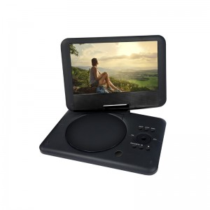 Reproductor DVD portátil Sunstech