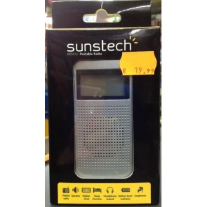 RADIO SUNSTECH RPDS12