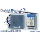Radio Digivolt Am/Fm RD-809