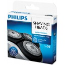 PACK 3 CUCHILLA-RODILLO ORIGINAL PHILIPS SH30