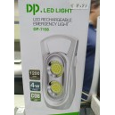 LINTERNA LED RECARGABLE DP-7156