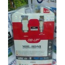 Cable HDMI - MHL (moviles)