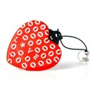 PENDRIVE 16 Gb CORAZON ROJO, LOVE