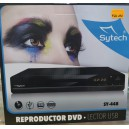 REPRODUCTOR DVD SYTECH
